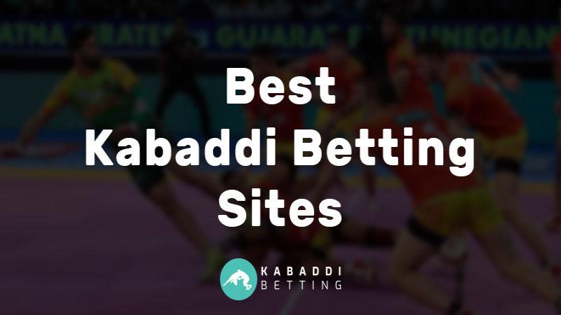 popular pro kabaddi betting sites